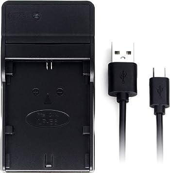 LP-E6 USB Cargador para Canon EOS 5D Mark II, EOS 5D Mark III, EOS 5D