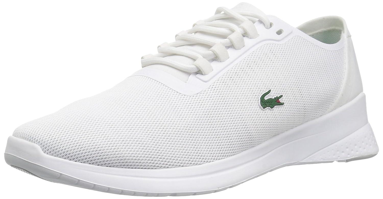 Lacoste Women's LT Fit 118 4 SPW Sneaker B072R3YVSL 5 B(M) US|White/White