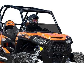 Super ATV Polaris RZR 900/1000 Tinted mitad parabrisas