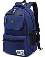 10251d210034 SUPA MODERN® School Bags Waterproof Hiking Backpack Cool Sports Backpack  Laptop Rucksack School Backpack