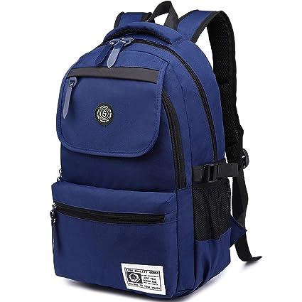 a5b4f597cd872 SUPA MODERN® Schultasche Wasserdichter Wanderrucksack Cooler Sportrucksack Laptop  Bag Schulrucksack
