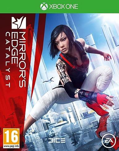 Electronic Arts Mirrors Edge Catalyst, Xbox One Básico Xbox One ...