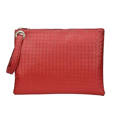 9ddf1ea3ea7 Abuyall Oversized Clutch Bag Purse Womens Large Pu Evening Wristlet Handbag  Pt1