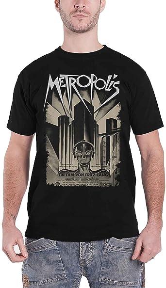 Poster NEW T-Shirt Metropolis Metropolis Plan 9