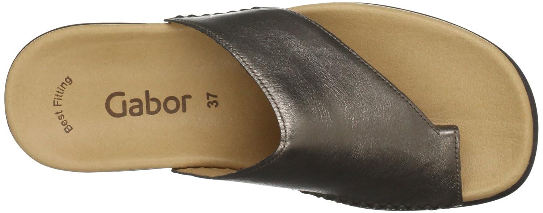 Gabor Lanzarote Leather, Damen Sandalen