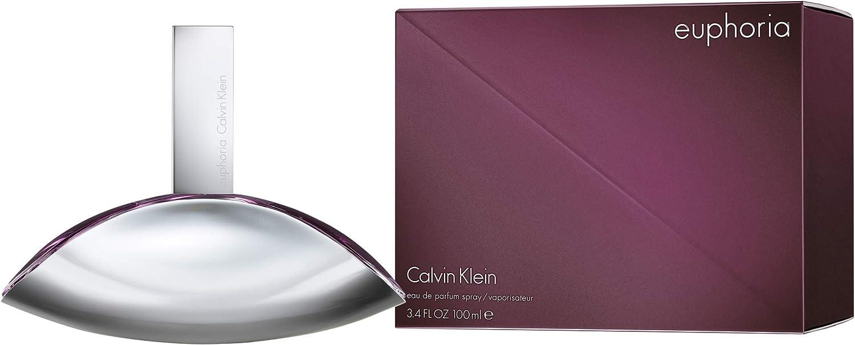 Calvin Klein Euphoria - Agua de perfume para mujer, 100 ml: Amazon.es: Belleza