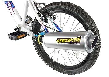 TURBOSPOKE la colocación de tu bicicleta, transforma tu bicicleta de la motocicleta.