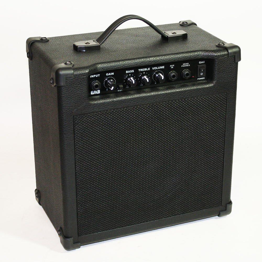 EMB Pro Mini Guitar Amplifier Speaker with Built in 300W Amplifier