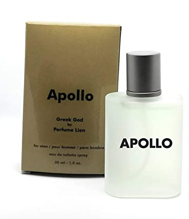 Greek Gods Perfumes (Apollo Perfume)