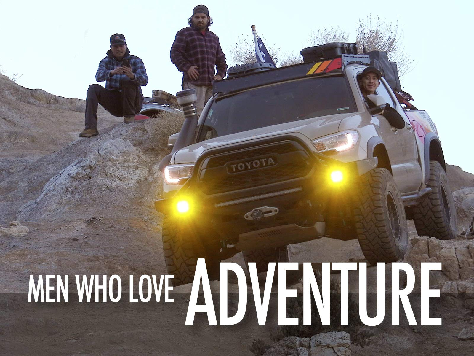 Men Who Love Adventure on Amazon Prime Video UK