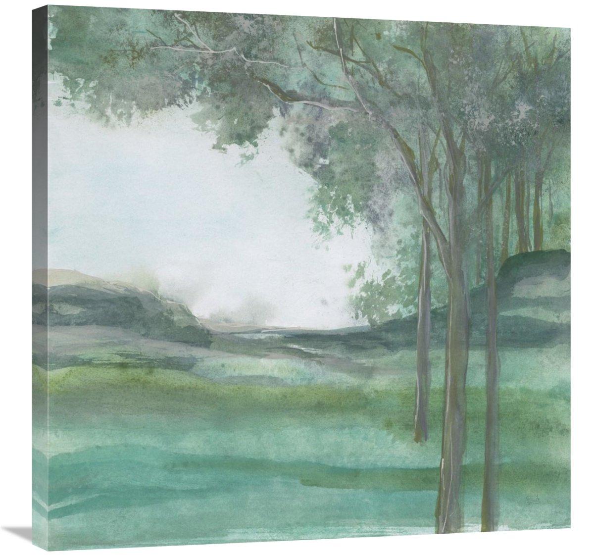 Summer Nights Canvas Artwork 30 x 30 Global Gallery Chris Paschke