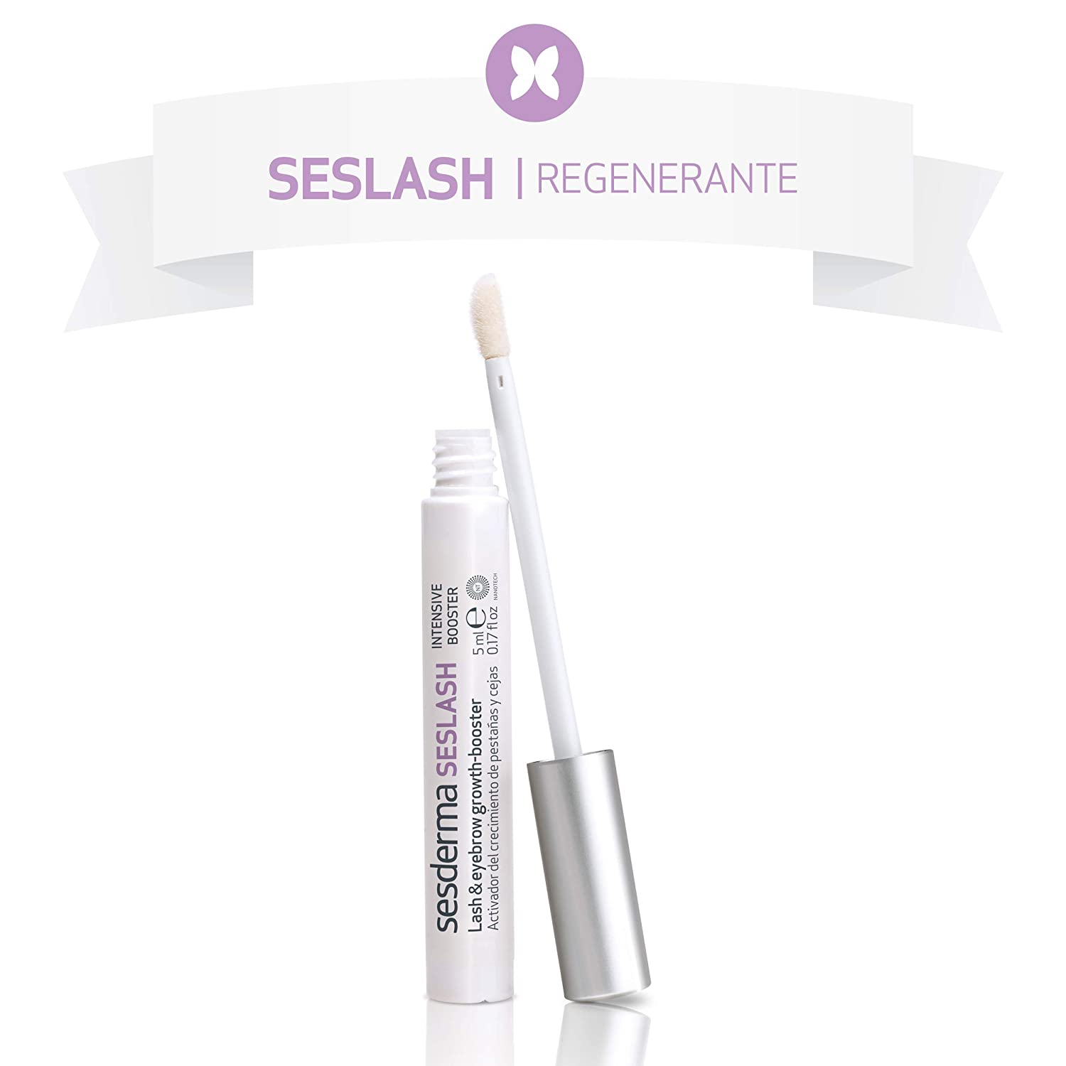 Sesderma Seslash lash and eyebrow growth-booster 5 ml/.17 fl oz 8429979419491