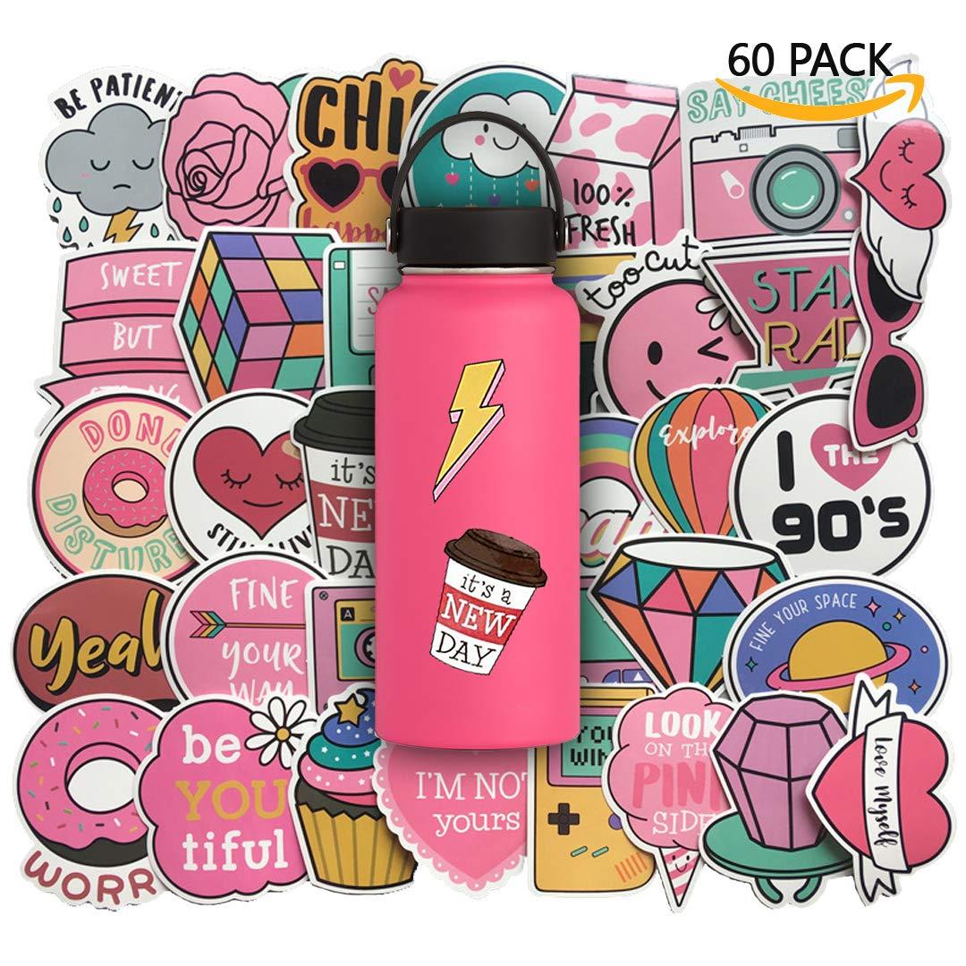 Stickers Calcos 60 un. Surtidos Origen U.S.A. (7SD1M3BJ)