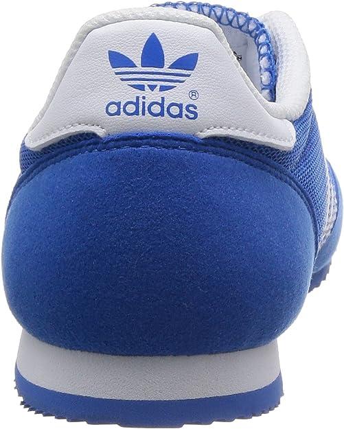 adidas dragon azul adulto