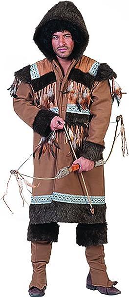 Zauberclown mágica Payaso Indígenas Esquimal Indios Disfraz ...
