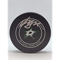 $69 » Anton Khudobin Dallas Stars signed Official Game Puck Dallas Stars LOGO