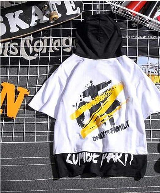 Camiseta,el Verano Suelto Tendencia Esquina de la Calle Empalme ...