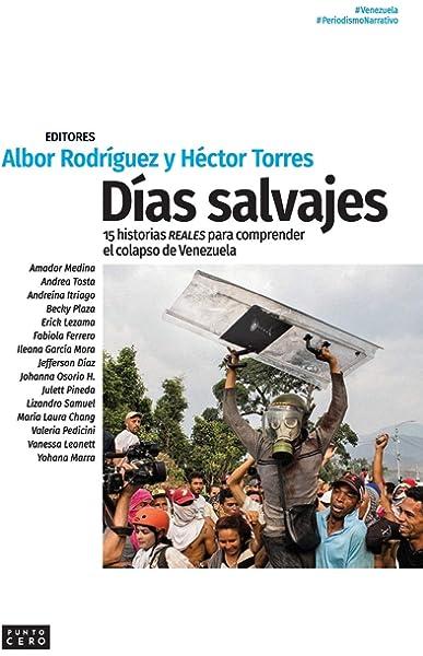 Caracas muerde: 7 (¿Qué nos contamos hoy?): Amazon.es: Torres ...