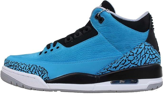 jordan 3 azul