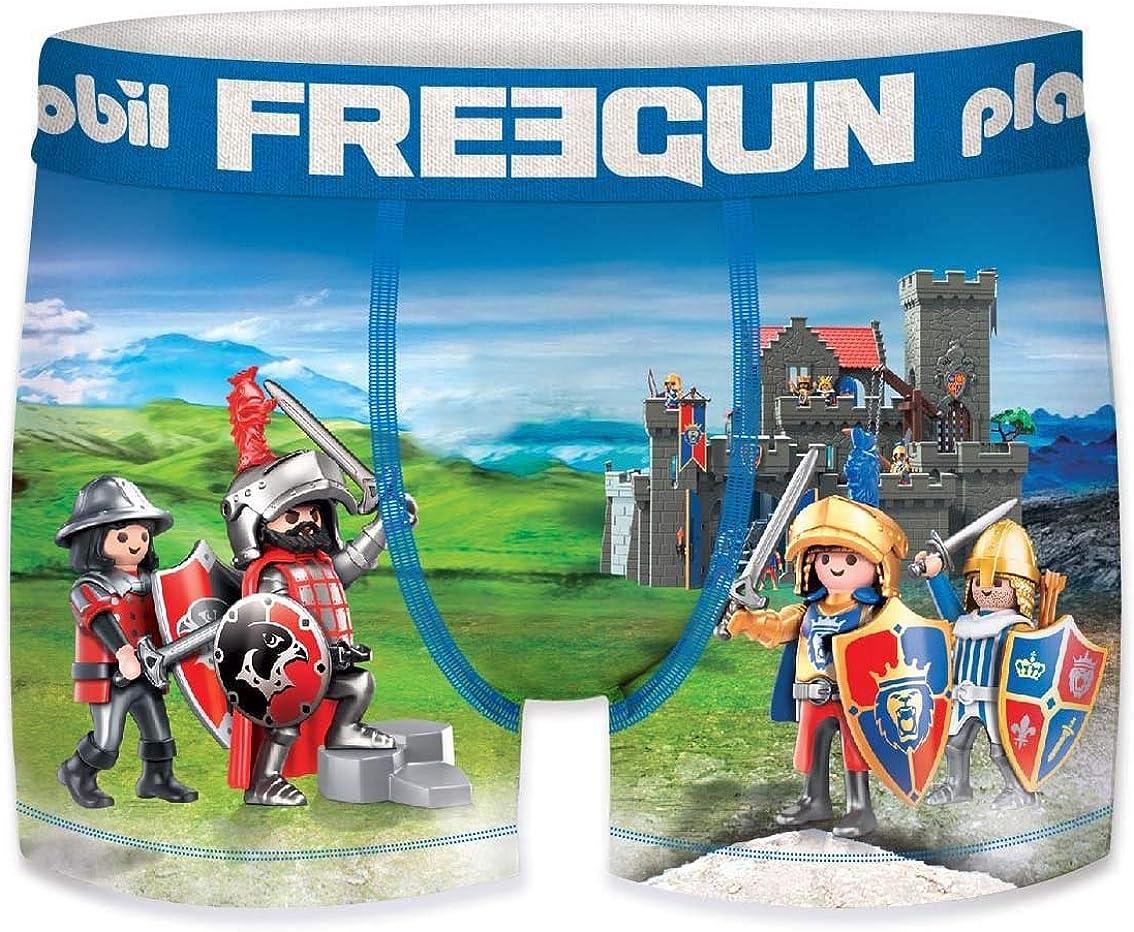 3er Pack FREEGUN Jungen Unterhose