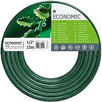Cellfast Economic 10-004 Tuinslang, elastisch en flexibel, 3-laagse waterslang van polyesterkruistof, uv- en…