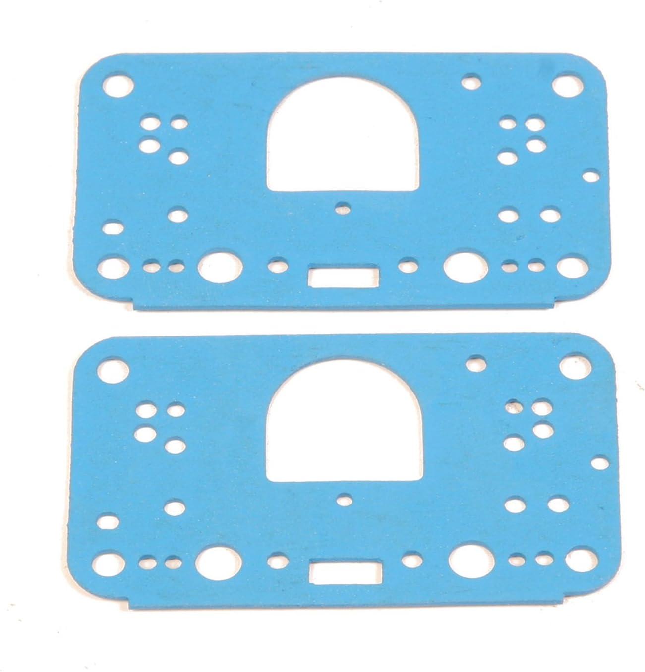 Holley Metering Block Gasket-Black Non Stick Five Pack