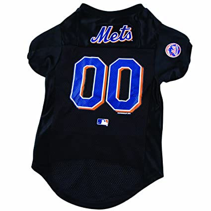 fde4f85f0ab Amazon.com   MLB NY Mets Pet Jersey