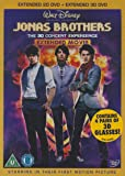Jonas Brothers: The 3-D Concert Experience [DVD]