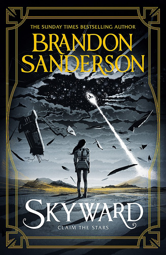 Image result for skyward paperback