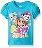 Amazon Price History for:Nickelodeon Little Girls' Paw Patrol Short Sleeve T-Shirt Shirt