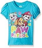Amazon Price History for:Nickelodeon Little Girls' Paw Patrol Short Sleeve T-Shirt Shirt