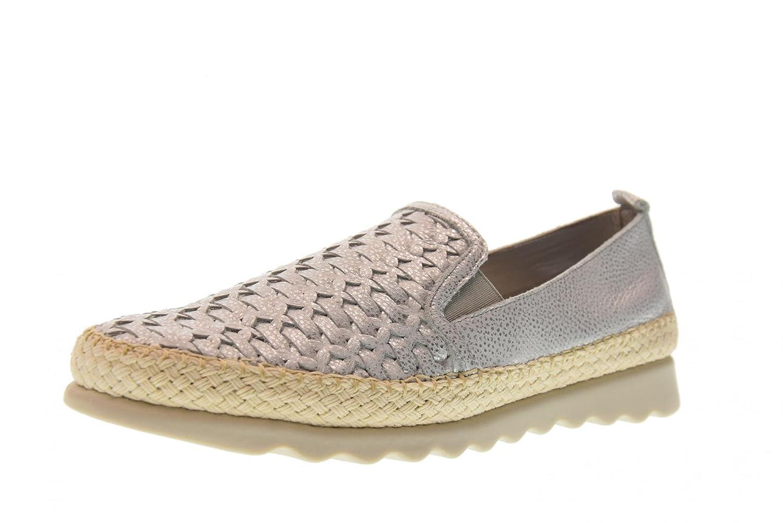The Flexx Silber Schuhe Frau Mokassins C122_29 KAPITEL Silber Silber Flexx 3274ff