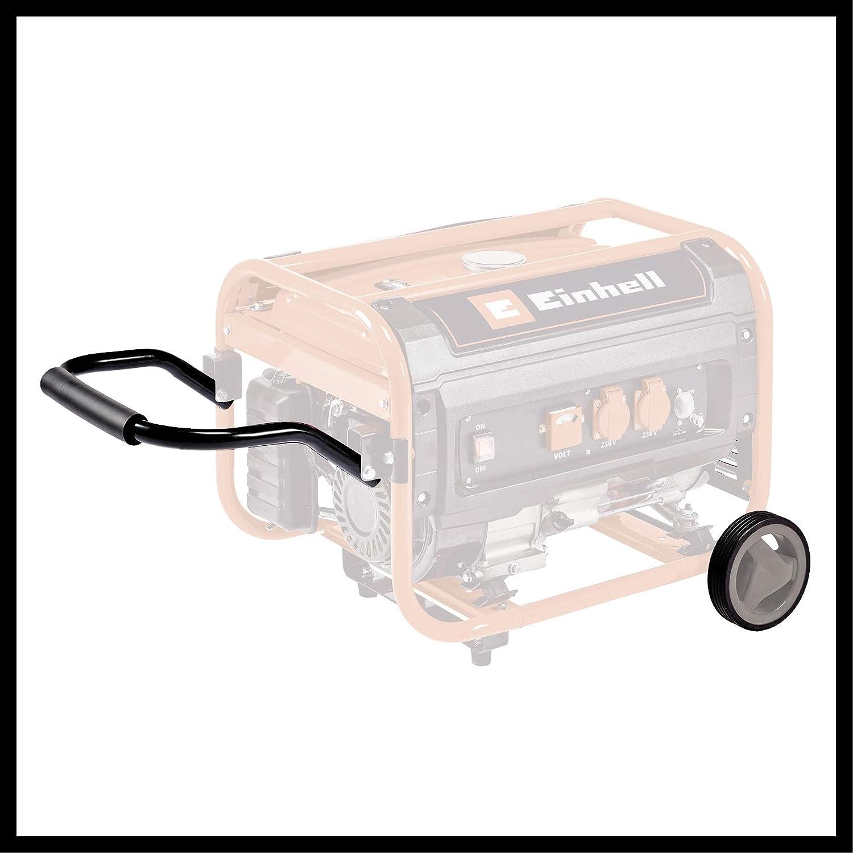 Einhell Stromerzeuger max. 3.100 W, emissionsarmer 4-Takt-Motor, 2x 230 V-Steckdosen, 15 l-Tank, AVR-Funktion, /Überlastschalter, /Ölmangelsicherung Benzin TC-PG 35//E5