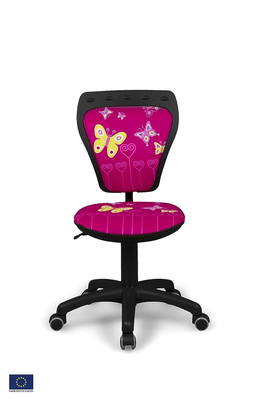 silla de escritorio juvenil