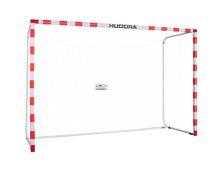 HUDORA Fußball-Tor Allround 300 - Fußballtor Garten - 76906: Amazon ...
