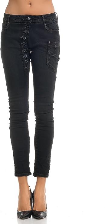 TALLA 34 (Tamaño del fabricante:XS). TANTRA Vaqueros Skinny para Mujer