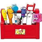 Disney P5602 - Caja De Herramientas Parlanchinas (Mattel)