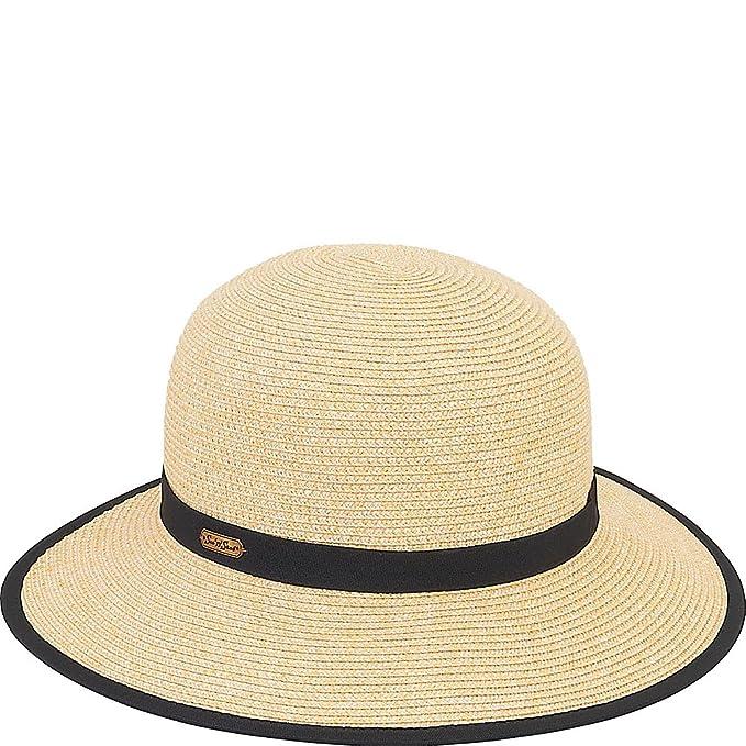 19b61905b63 Amazon.com  Sun  N  Sand Backless Hat (Black)  eBags