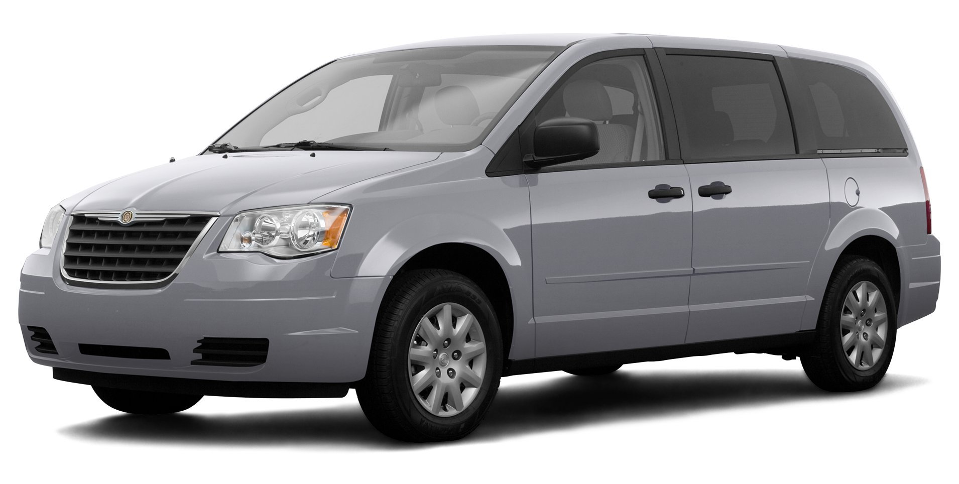 2008 Chrysler Town & Country LX, 4-Door Wagon ...