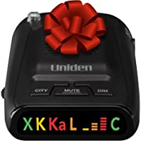 Uniden DFR1 Long Range Laser and Radar Detection, 360° Protection, City and Highway Modes, Easy-to-Read Color Icon…