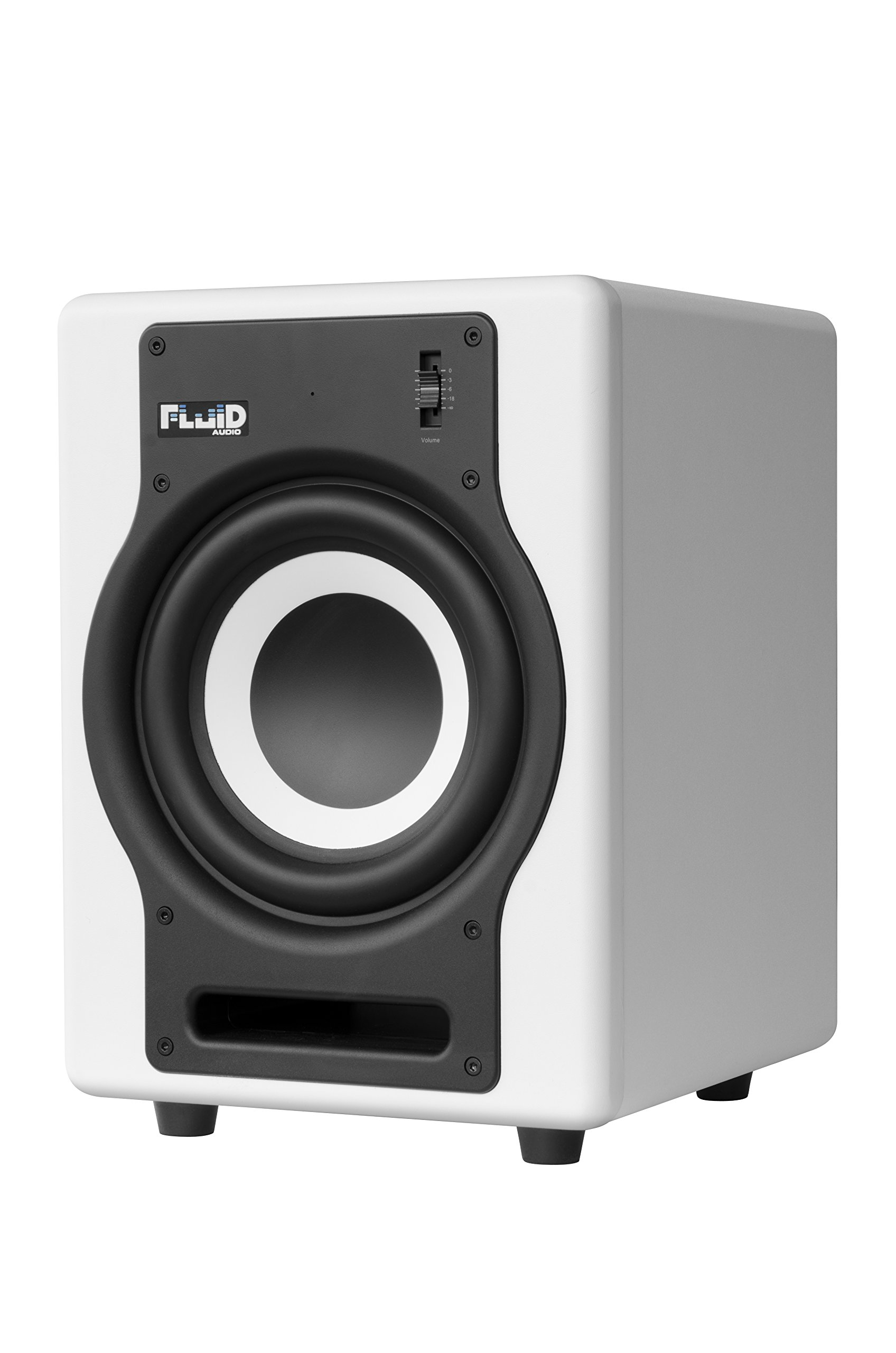 Fluid Audio F8SW - 8'' Active Subwoofer, White
