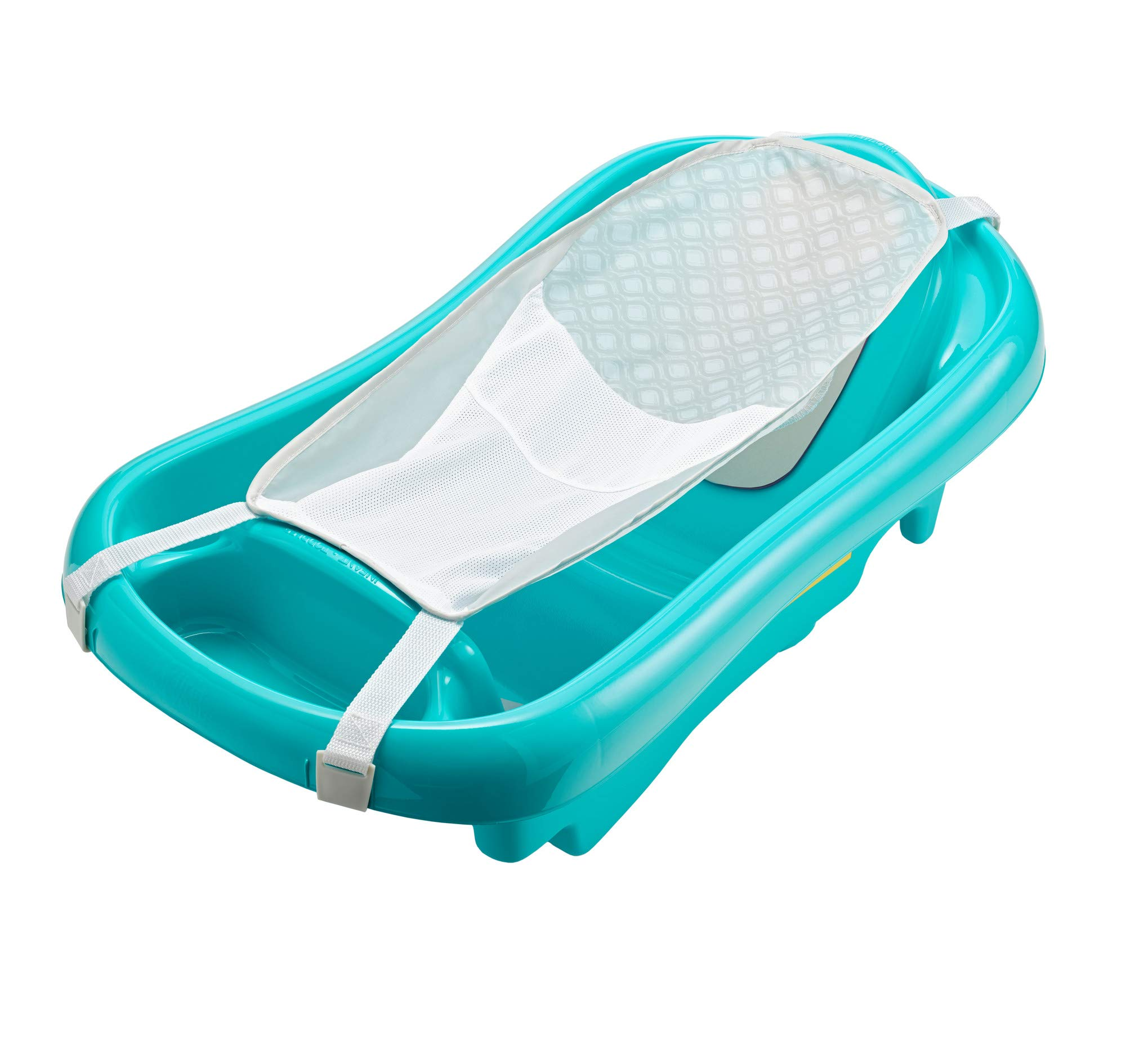 The First Years Sure Comfort Deluxe Newborn To Toddler Tub, Aqua