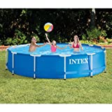 Intex 28210EH 12 Foot x 30 Inch Above Ground