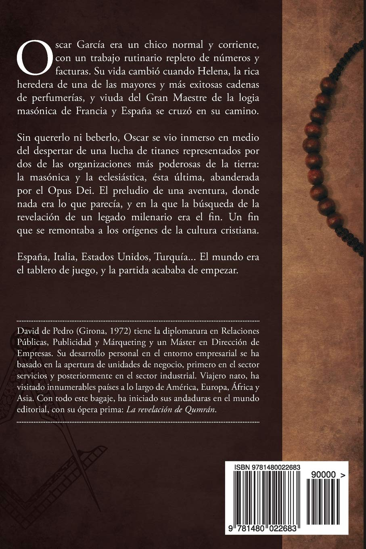 La revelacion de Qumran: Amazon.es: de Pedro, David, Camps, Josep ...