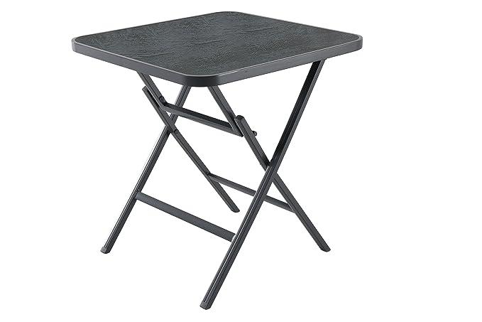 Testrut Aufbewahrungsschrank-Set Cadeo inkl. Tisch und 2 Klappstühle ...