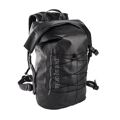 Patagonia Stormfront Pack, Sacs à dos mixte adulte, (Black), 36x24x45 cm (W x H x L)