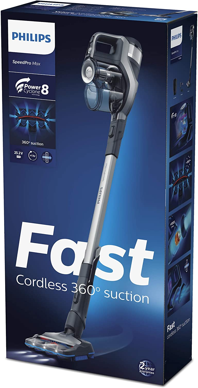 Philips Speedpro Max FC6822/01 - Escoba Aspiradora vertical de ...