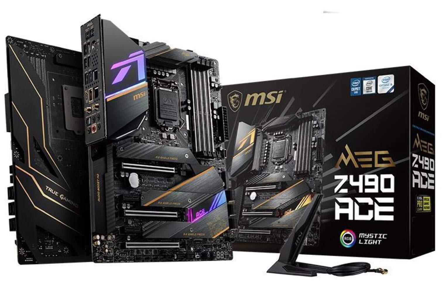 Motherboard MSI MEG Z490 ACE Socket LGA1200