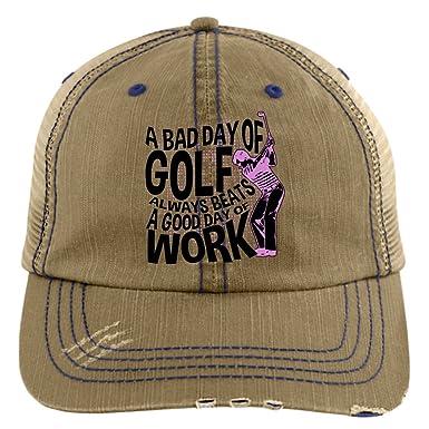 I Love Golf Hat 871dc41e408