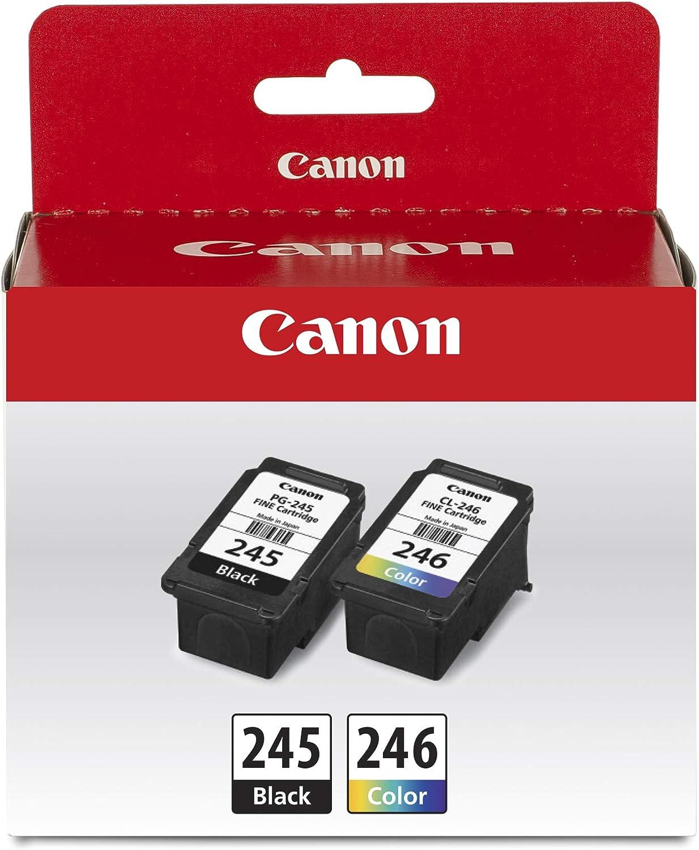 Canon PG-245 / CL-246 Amazon Pack Software de codificación de Barra: Amazon.es: Oficina y papelería
